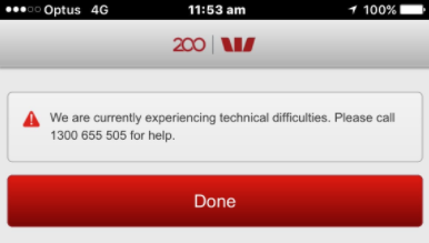 Westpac customers locked out of online and mobile banking