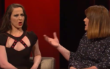 Daisy Cousens and Clementine Ford