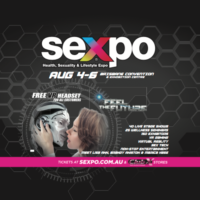 The Sexpo advertisement to be rolled out across Brisbane
