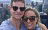 Steve Smith engaged Dani Willis
