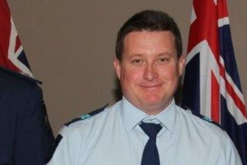 Senior Constable Brett Forte