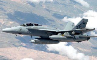 Australian airstrikes