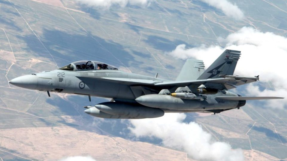 Australia suspends airstrikes in Syria after United States downed jet