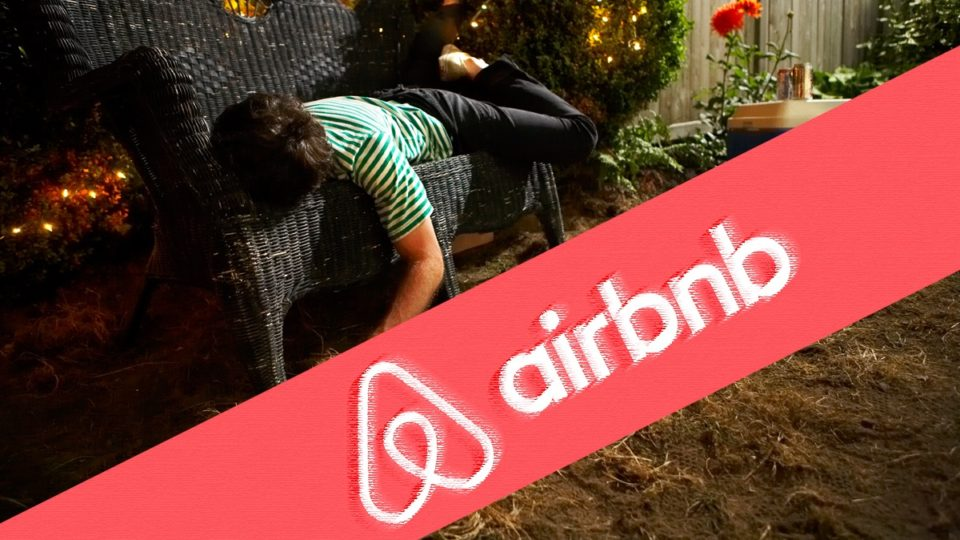 airbnb party