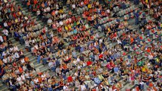 australia crowd