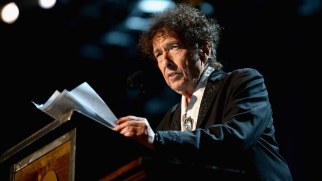 Not so rough: Bob Dylan gets around to something he's been putting 'way off'