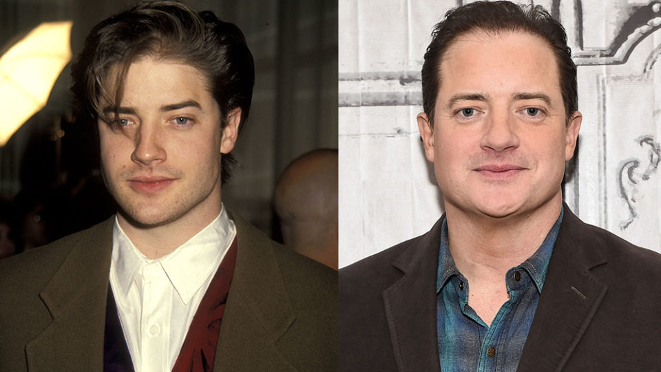 then and now whatever happened to brendan fraser