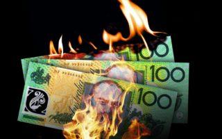burning wages