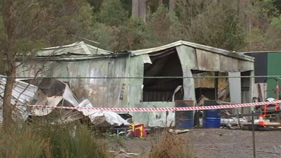 Bodies of young sisters after Tas fatal fire