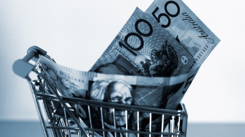 economy spending trolley
