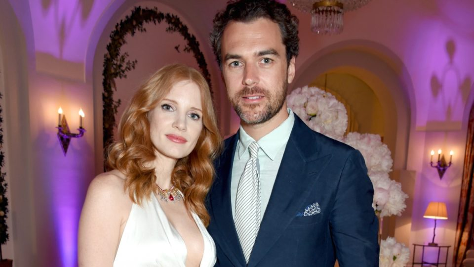The sad reality of Jessica Chastain's wedding photos Jessica Chastain Husband