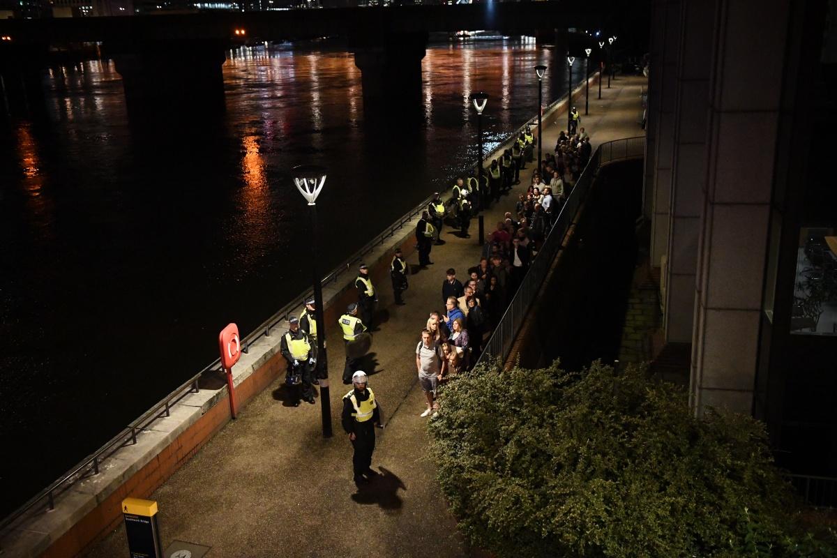 Terror attack on London Bridge: seven killed, 48 injured