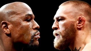 Floyd Mayweather Jr to fight Conor McGregor