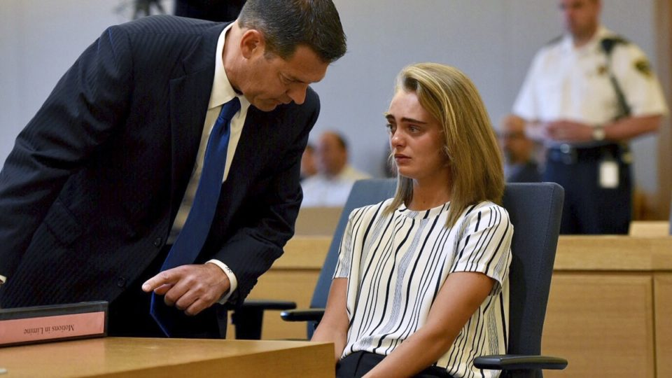 Michelle Carter's Defense Ask Judge To Dismiss Case