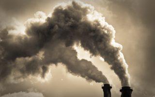 pollution carbon