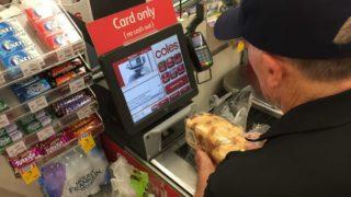self-serve checkout
