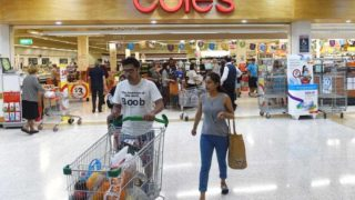 Coles notes people opting for more cheap packaged food