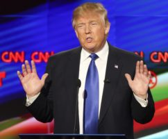 CNN has been accused of blackmailing a Reddit user over the doctored video of Donald Trump