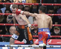jeff horn Manny Pacquiao