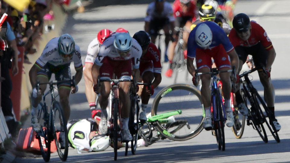 peter sagan expulsion France