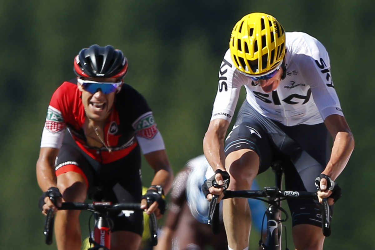 France Porte Froome