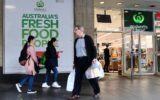 Woolworths and Coles supermarkets have both committed to banning single-use plastic bags within 12 months