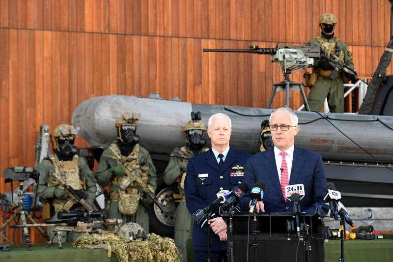 new powers for ADF to respond to terror