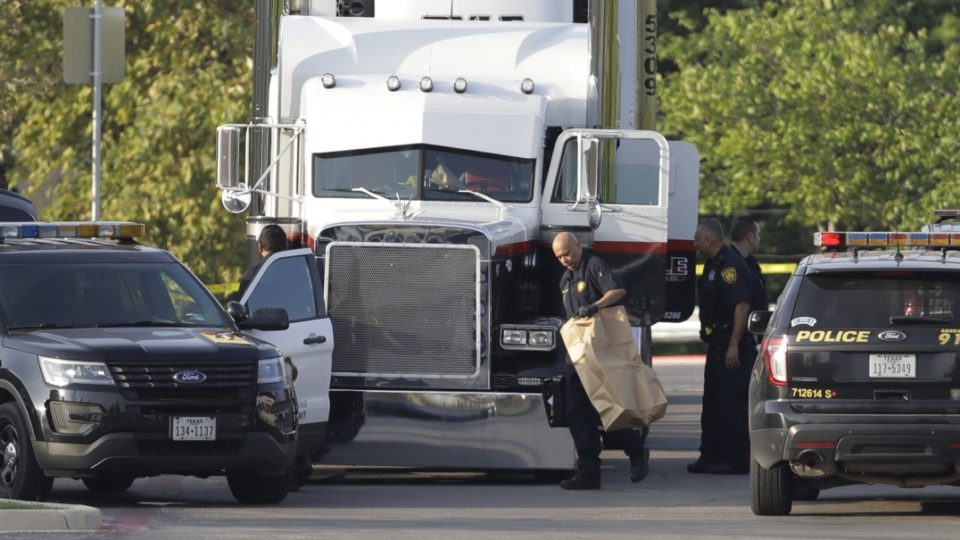 At Least 10 Immigrants Dead in Tragic Truck Smuggling Incident