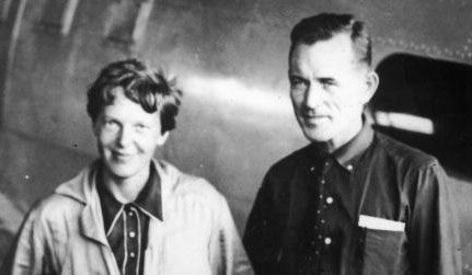 amelia earhart and fred noonan