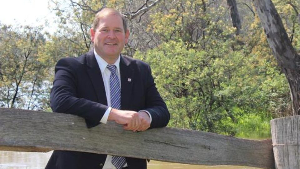Victorian Nationals MP Tim McCurdy is being investigated for alleged fraud