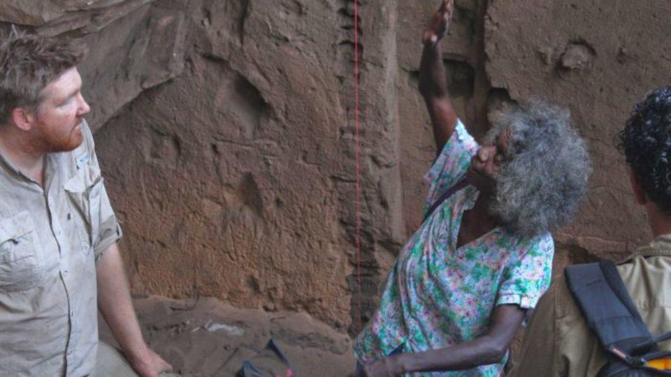 aborigine discovery