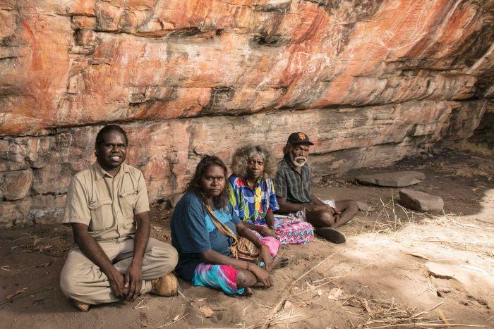 aboriginal discovery
