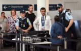 Australia airport security