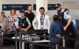 Australia airport security