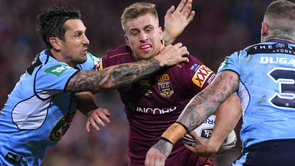 State of Origin: Cooper Cronk kick a sensational Origin moment