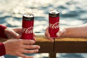 Coke No Sugar Zero Coca-Cola