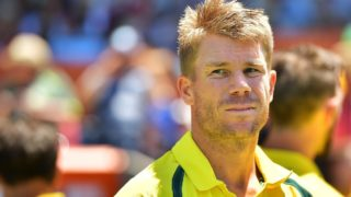 David Warner pay dispute