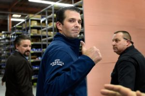 donald Trump Jr. emails to Russian lawyer