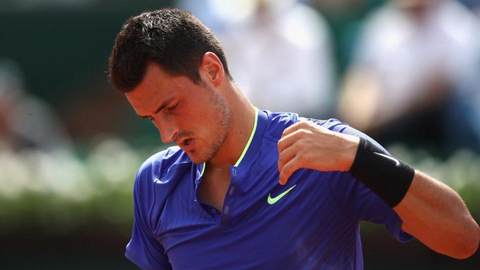 tennis australia offers to help Bernard Tomic