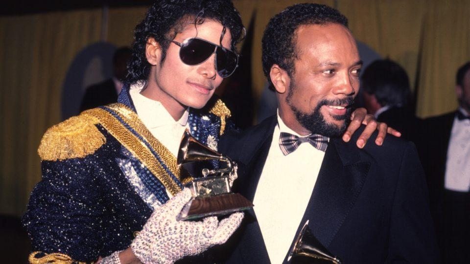 Michael Jackson Quincy Jones