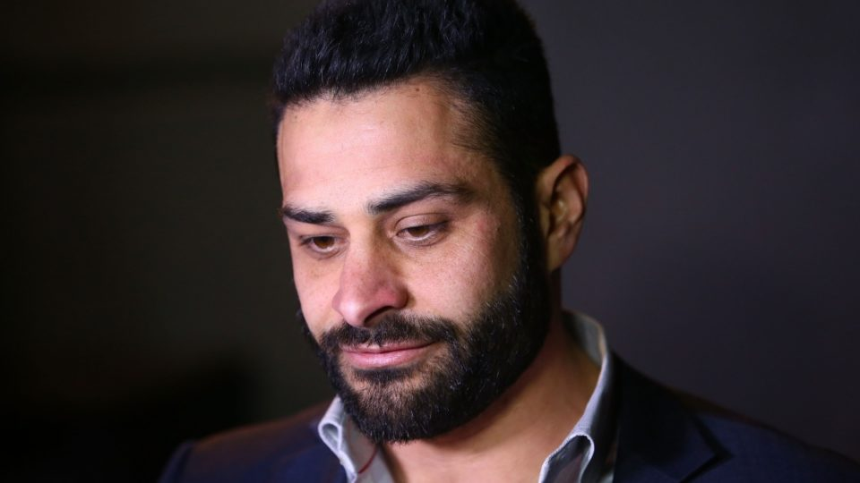 AFL executive Ali Fahour caught in second violent on-field attack