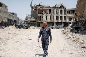 Islamic state defeats IS in Mosul