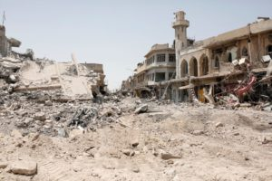 Mosul freed from Islamic State