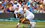 Muller beats NAdal at Wimnbledon