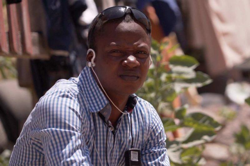 Haitian migrant Jean Suprena