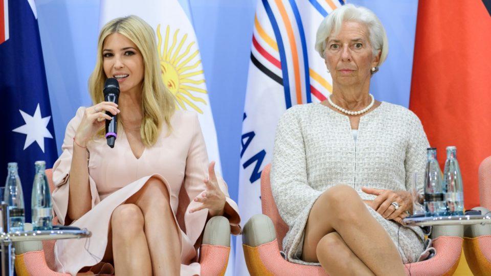 Ivanka Trump G20