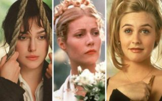 Jane Austen adaptations