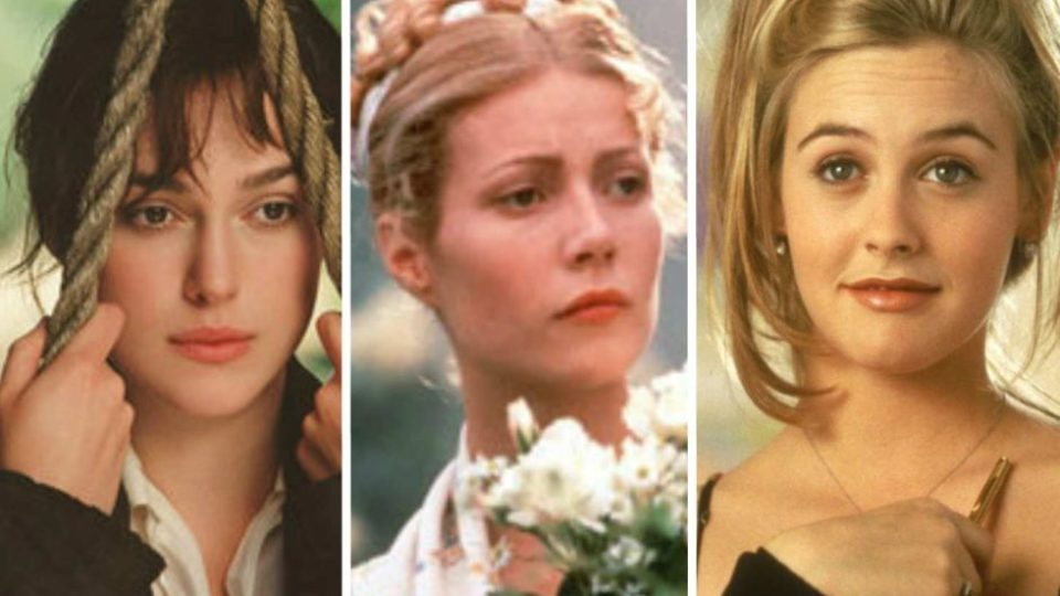 Jane Austen adaptations