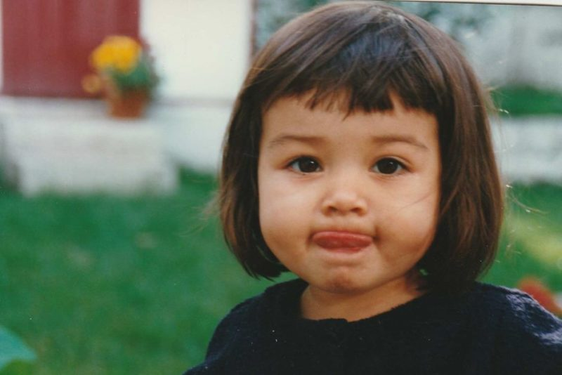 Mia Ayliffe-Chung baby