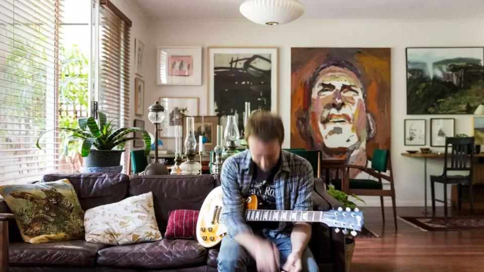 Guy Maestri apartment